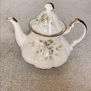 """Authentic Paragon """"First Love"""" tea pot"""
